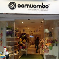 Photo taken at Oomuombo by Claudia S. on 3/27/2012