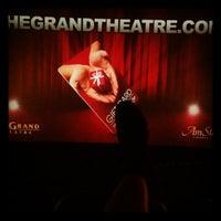 Photo taken at Grand Theatre Four Seasons by Xavier J. on 7/22/2012
