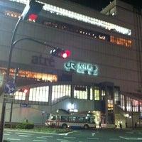 Photo taken at JR 大井町駅 by Koichiro Y. on 2/27/2012