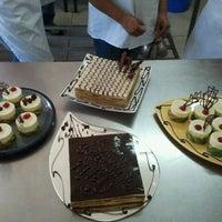 Photo taken at Espacio Gastronomico by Freddy M. on 3/21/2012