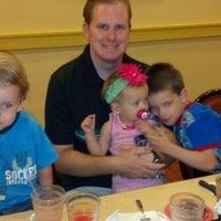 Photo taken at HomeTown Buffet by Joleen D. on 8/18/2012