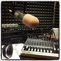 Photo taken at 97.9 FM WCHL Studios by Leta C. on 4/17/2012