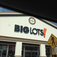 Photo taken at Big Lots by Mark on 8/24/2012