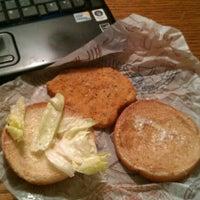Photo taken at Burger King by Daniel R. on 3/28/2012
