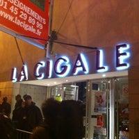 Photo prise au La Cigale par Maria Jimena B. le3/15/2012