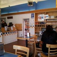 Photo taken at Jeff's Gourmet Kosher Sausage Factory by Frankie G. on 5/22/2012