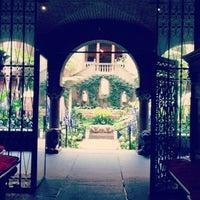 Photo taken at Isabella Stewart Gardner Museum by Cassie K. on 8/1/2012