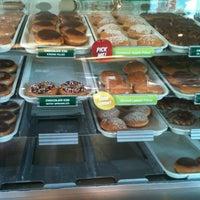 Photo taken at Krispy Kreme Doughnuts by Bob A. on 6/1/2012