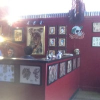 Photo taken at Death or Glory Tattoo by Dustin A. on 8/4/2011