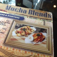 Photo taken at Mocha Blends by IamNaneiJaqS d. on 6/18/2012