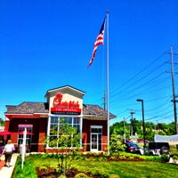 Photo taken at Chick-fil-A Macedonia by T.J. P. on 5/19/2012