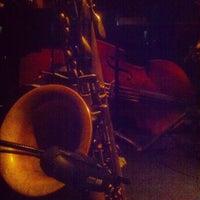 Photo taken at The Ellington Jazz Club by Alex M. on 7/19/2012