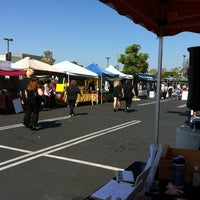 Photo taken at SoCo Farmers Market by Suki on 10/15/2011
