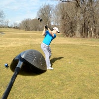 Photo taken at Ash Brook Golf Course by CG S. on 3/8/2012