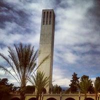 Photo taken at University of California, Santa Barbara (UCSB) by Antonio T. on 7/18/2012