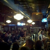 Photo taken at Tom's Oyster Bar by Hans H. on 3/23/2012