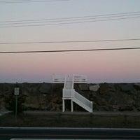 Photo taken at Braun Beach by David U. on 1/28/2012