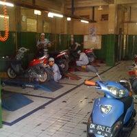 """Photo taken at ASTA Motor """"One Stop Matic"""" by GdeYogi_4sqBali on 7/21/2011"""