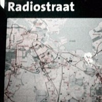 Photo taken at Bushalte Radiostraat by leonard e. on 1/9/2011