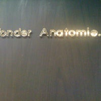 Photo taken at Wonder anatomie by Sine S. on 6/17/2011