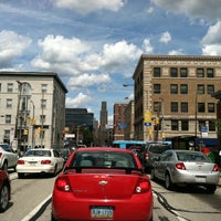 Photo taken at Forbes Avenue by  Amanda . on 8/22/2011