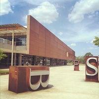 Photo taken at ETEC Parque da Juventude by Pedro F. on 2/5/2012