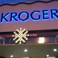 Photo taken at Kroger by Juleena M. on 12/11/2011