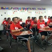 Photo taken at Oak Hills High School by MJ P. on 8/1/2011