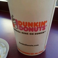 Photo taken at Dunkin' Donuts by Marco V. on 11/5/2011