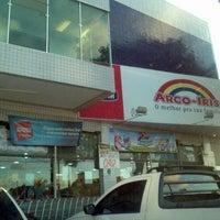 Photo taken at Arco Iris Supermercado by Energias R. on 4/16/2012