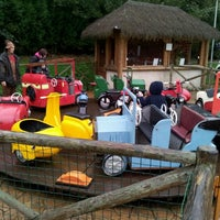 Photo taken at West Midland Safari & Leisure Park by Daniel D. on 10/27/2011
