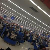 Photo taken at Walmart Supercenter by Vasiliy V. on 5/7/2012