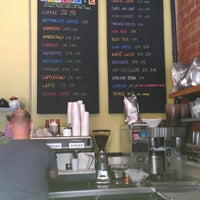 Photo taken at Antidote Coffee by Gretchen L. on 7/14/2012