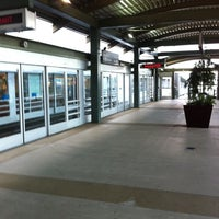 Photo taken at SFO AirTrain Station by Alan L. on 7/27/2011