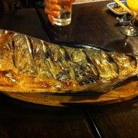 Photo taken at Hideki Sushi Bar e Restaurante by Erica M. on 1/16/2011