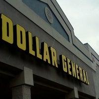 Photo taken at Dollar General by Laurel on 8/28/2011
