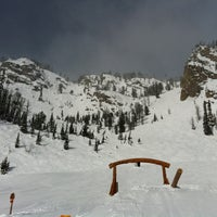 Photo taken at Jackson Hole Mountain Resort by Susie F. on 2/9/2011