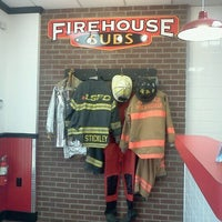 Photo taken at Firehouse Subs by Vickie S. on 11/10/2011