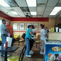 Photo taken at Celebrity's Hot Dogs by Jamie C. on 9/15/2011