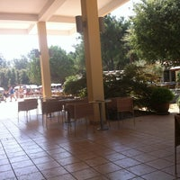 Photo taken at Hotel Sol Aurora by Виктория Ж. on 8/23/2012