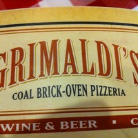 Photo taken at Grimaldi's Pizzeria by Mike H. on 11/2/2011