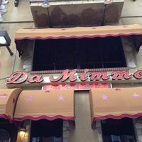 Photo taken at Da Mimmo Italian Restaurant by Christian L. on 8/14/2012