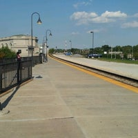 Photo taken at Amtrak/Metra Joliet Union Station (JOL) by Arvin L. on 8/21/2012