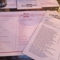 Photo taken at Ed's Lobster Bar Annex by Jasmine L. on 8/23/2012