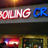 Photo taken at The Boiling Crab by A M. on 4/21/2012