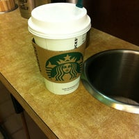Photo taken at Starbucks by Amy L. on 1/18/2012