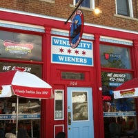 Photo taken at Windy City Wieners - Normal by Colton P. on 8/27/2011