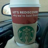 Photo taken at Starbucks by Mariko P. on 11/12/2011