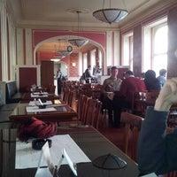 Photo taken at Café Louvre by Filip V. on 4/9/2012