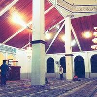 Photo taken at Masjid Al Hijrah by ftmhl on 8/31/2011